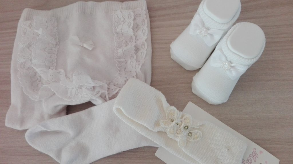 Kerubino: calze e non solo