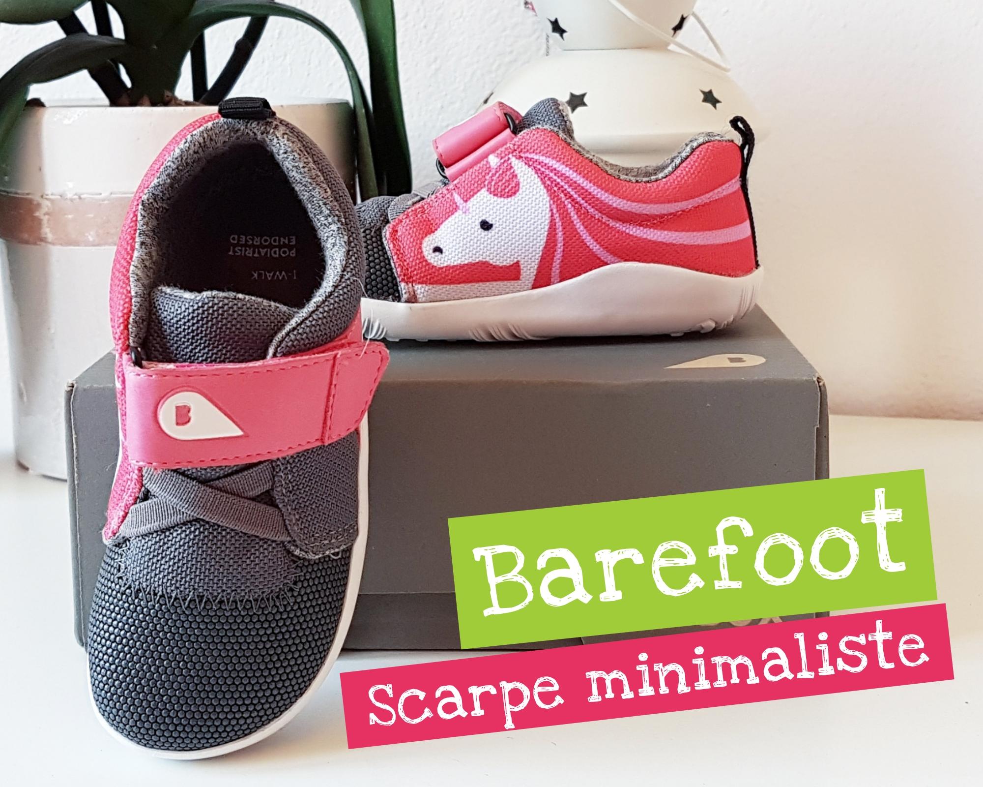 new product 2301f 67f09 Scarpe minimaliste per bambini - ecco perché sceglierle