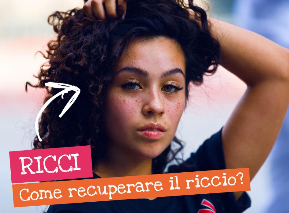 Se leggi questo post probabilmente ti sei chiesta come puoi recuperare il  riccio ormai perso dei tuoi capelli! In effetti 05b62e4906ea