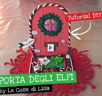 Porta degli elfi – Tutorial DIY