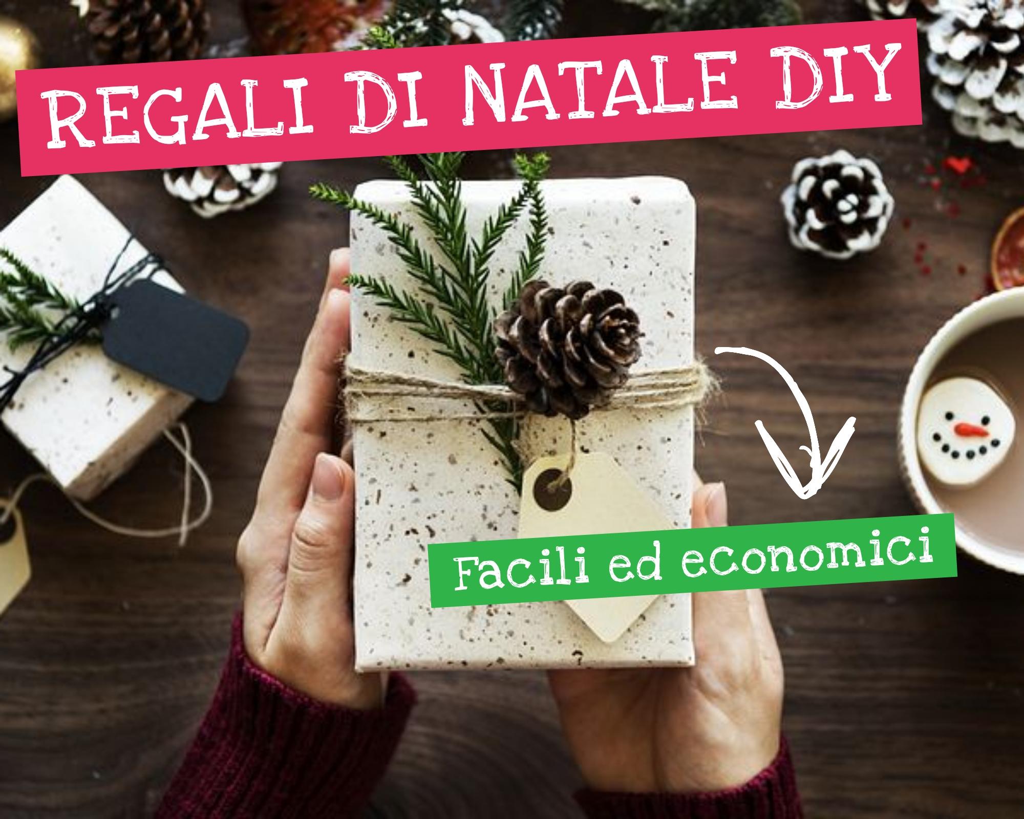 Regali Di Natale Gastronomici Fatti In Casa.Regali Di Natale Gastronomici Facili Ed Economici 4 Idee Diy