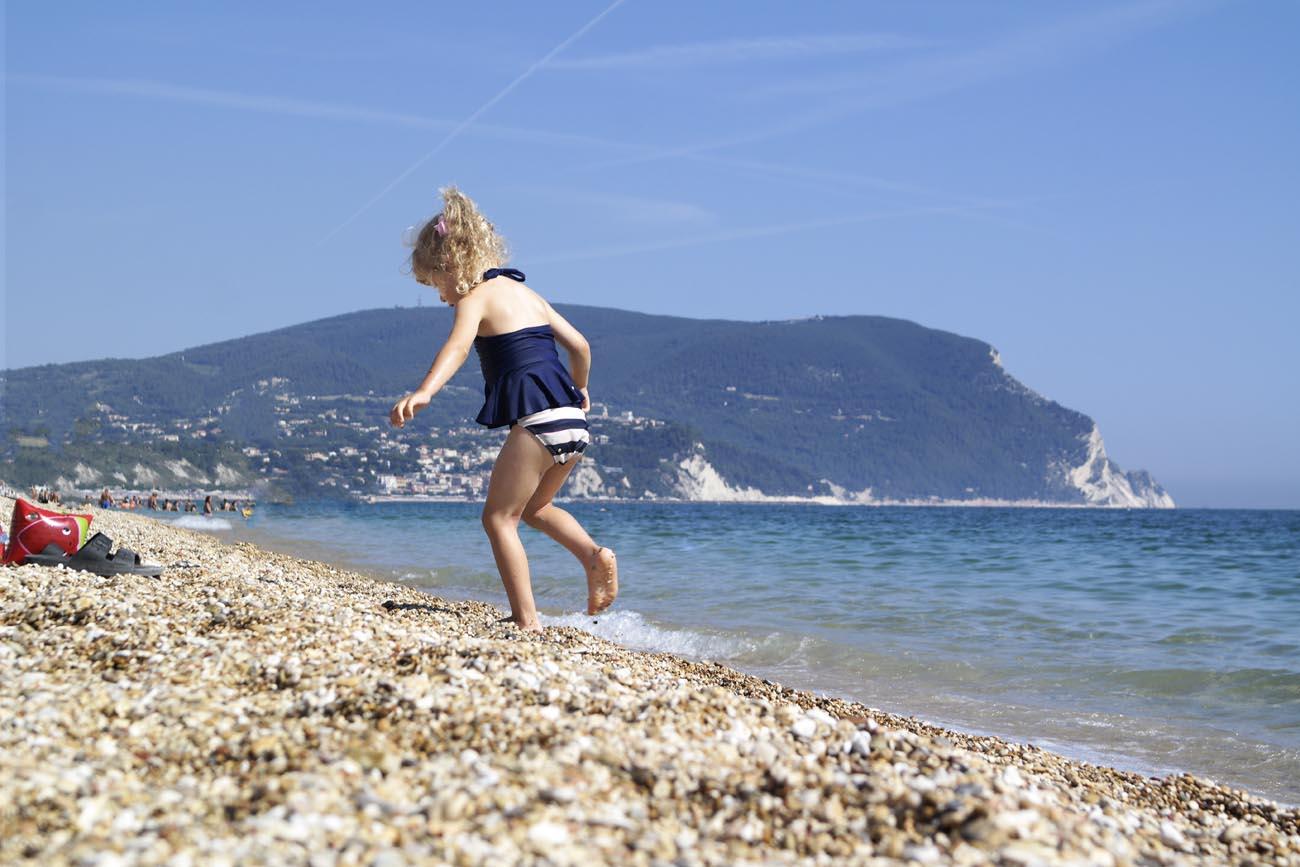Riviera del Conero con i bambini