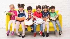 10 libri per bambini da 1 a 6 anni