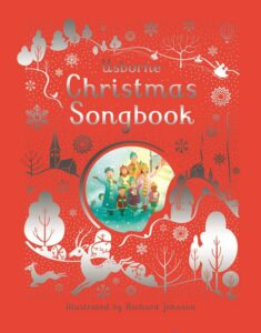 5 libri in inglese Christmas Songbook