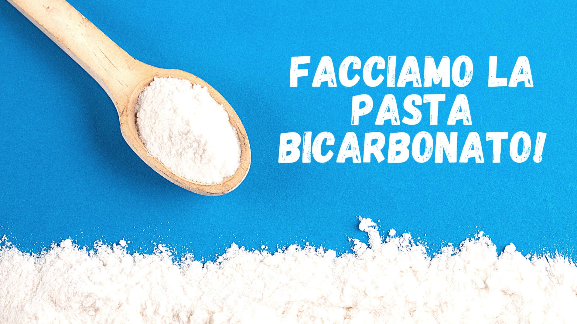 pasta bicarbonato